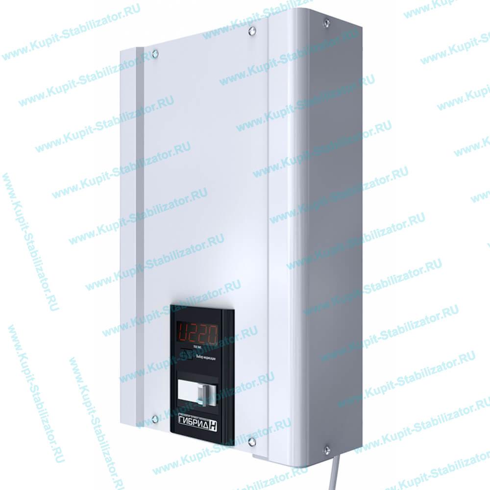 Купить в Екатеринбурге: Стабилизатор напряжения Вольт Engineering Гибрид Э 7-1/10 v2.0 цена